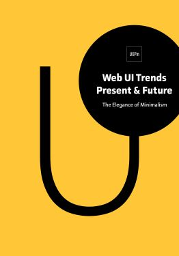 Web UI Trends Present & Future: The Elegance of Minimalism