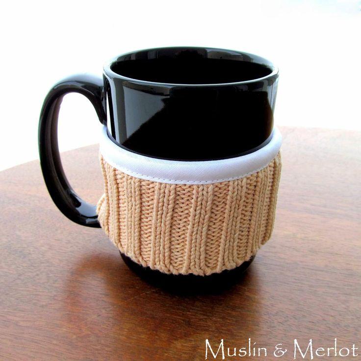 189 besten DIY Mug Cozy Bilder auf Pinterest   Mug gemütlich ...