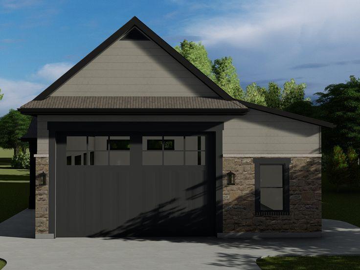 065g 0003 Boat Storage Garage Plan 32 X52 Garage Plans Large Garage Plans Storage Shed Plans