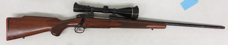 On Consignment:  Winchester Model 70 .270 w/ Leupold scope $950 - http://www.gungrove.com/on-consignment-winchester-model-70-270-w-leupold-scope-950/