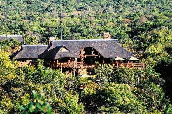 Interesting places to stay in South Africa. Makweti Safari Lodge - Makweti Safari Lodge boasts a malaria free South Africa safari experience in the scenic Welgevonden Private Reserve. Look forward to excellent game viewing opportunities and luxurious accommodation while staying at this exclusive Limpopo safari lodge......#wildlife #southafrica #photosafari #tourism #extremefrontiers #bush #adventure #holiday #vacation #safari #tourist #travel