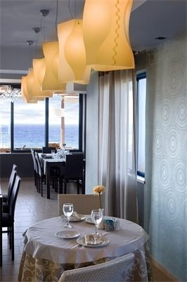 dining room : sea view
