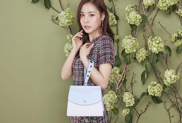 Min Hyo Rin Samantha Thavasa Spring 2017 Ad 1