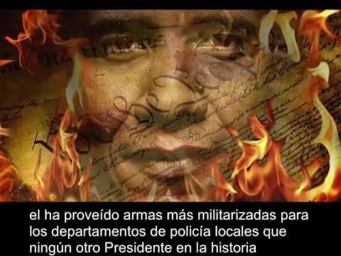 Ley Marcial. El Plan Revolucionario Illuminati.