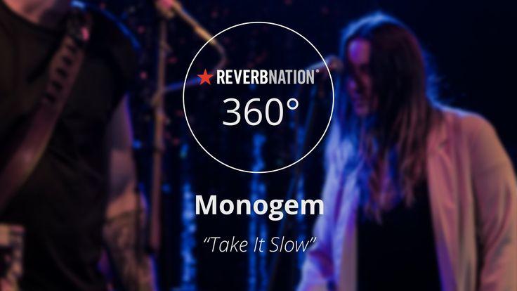 "Monogem #360Video - ""Take It Slow"" Live at Bootleg Theater"