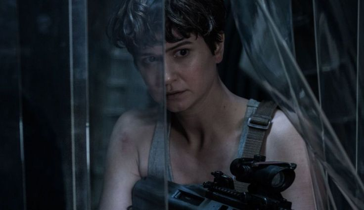 #AlienCovenant star #KatherineWaterston reveals how the finished film affected her, as director #RidleyScott dishes on plans for the sequel.