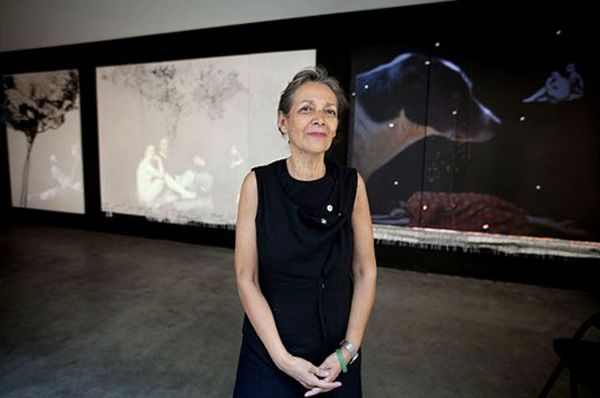 Her paintings combined the traditional art with contemporary art, including techniques deriving from late 17th century northern Europe. The traditions of Cezan, and those of the Far East are present in her works, and yet her works are considered to have a contemporary view of nature.