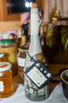 Szampan, wino, syrop, ocet…. 4 produkty – 1 przepis – Niezłe Ziółko