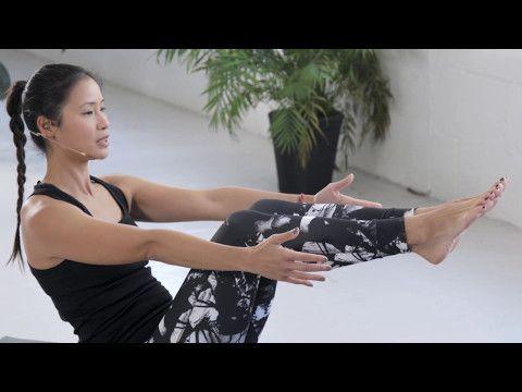 5 a 15 mins clases de yoga online - core abdominal