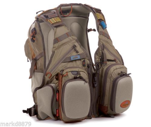 Fishpond wildhorse tech pack simms vest fly fishing for Fly fishing vest