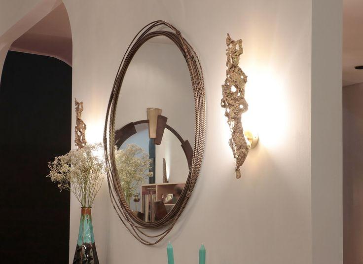 Update you Interior Design Project using the best lighting solutions! | CAY WALL LAMP | Modern Lighting | lighting solutions | Interior Design | #interiordesign #designtrends #luxuryfurniture #decoration #homedecor #interiordesigninspiration #interiordesigntips #decoratingideas #livingroomideas #diningroomideas #tendancedeco  #designdeinteriores | more @ http://www.brabbu.com/?utm_source=Pinterest&utm_medium=ambience&utm_campaign=1imagem1000inspiracoes&utm_content=BBsv