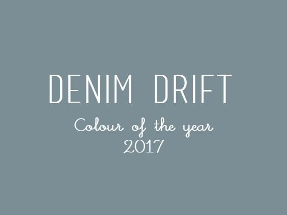 Color Futures 2017: Denim Drift | la tazzina blu | Bloglovin'