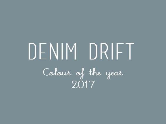 Color Futures 2017: Denim Drift | la tazzina blu | Bloglovin'