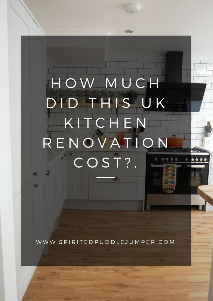 Best 25 Kitchen Renovation Cost Ideas On Pinterest