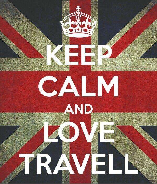 I love travel...