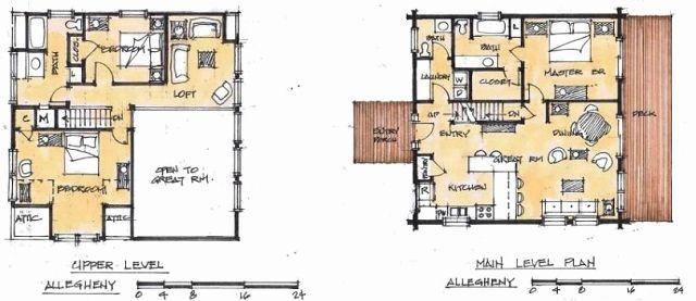 2 Bedroom Log Home Plans Elegant Goodshomedesign