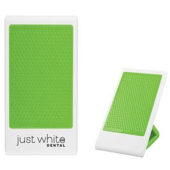Lime Green Anti-Slip Promotional Cell Phone Holder