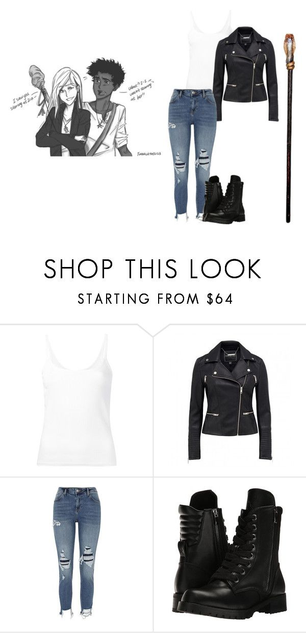"""Sadie Kane Everyday"" by magic-lover-girl ❤ liked on Polyvore featuring CITYSHOP, River Island, Capezio and Kane"