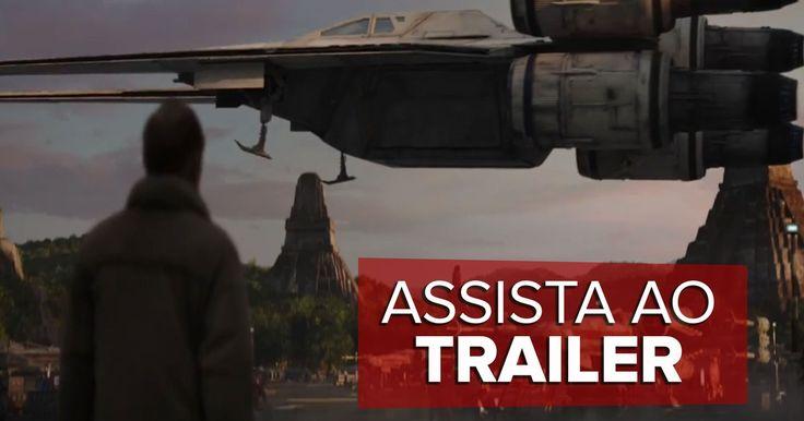 'Rogue One: Uma História Star Wars': Darth Vader aparece em novo trailer