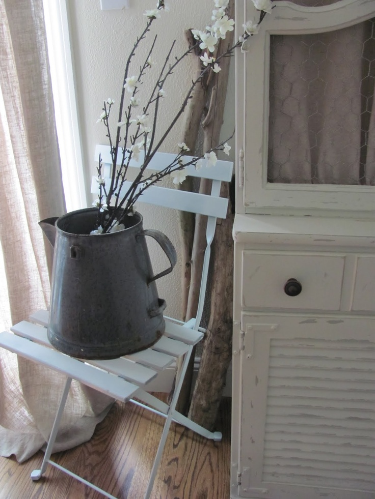 diy french bistro ikea tarno folding chair in white good. Black Bedroom Furniture Sets. Home Design Ideas