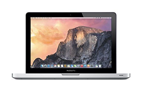 Apple MacBook Pro 133Inch Laptop 226GHz  8GB DDR3 Memory  500GB SSHD Solid State Hybrid Hard Drive  OS X 1010 Yosemite  DVD Burner ** See this great product.