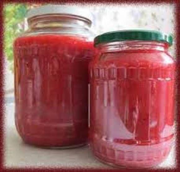 Варенье из красной смородины, рецепт без варки