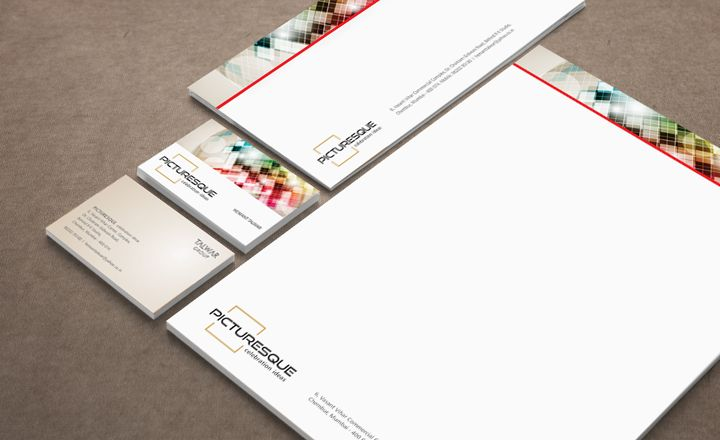 Picturesque - Corporate Identity