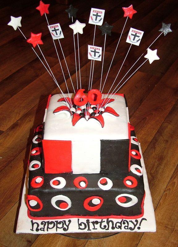 Skyrim Themed Birthday Party cakepins.com