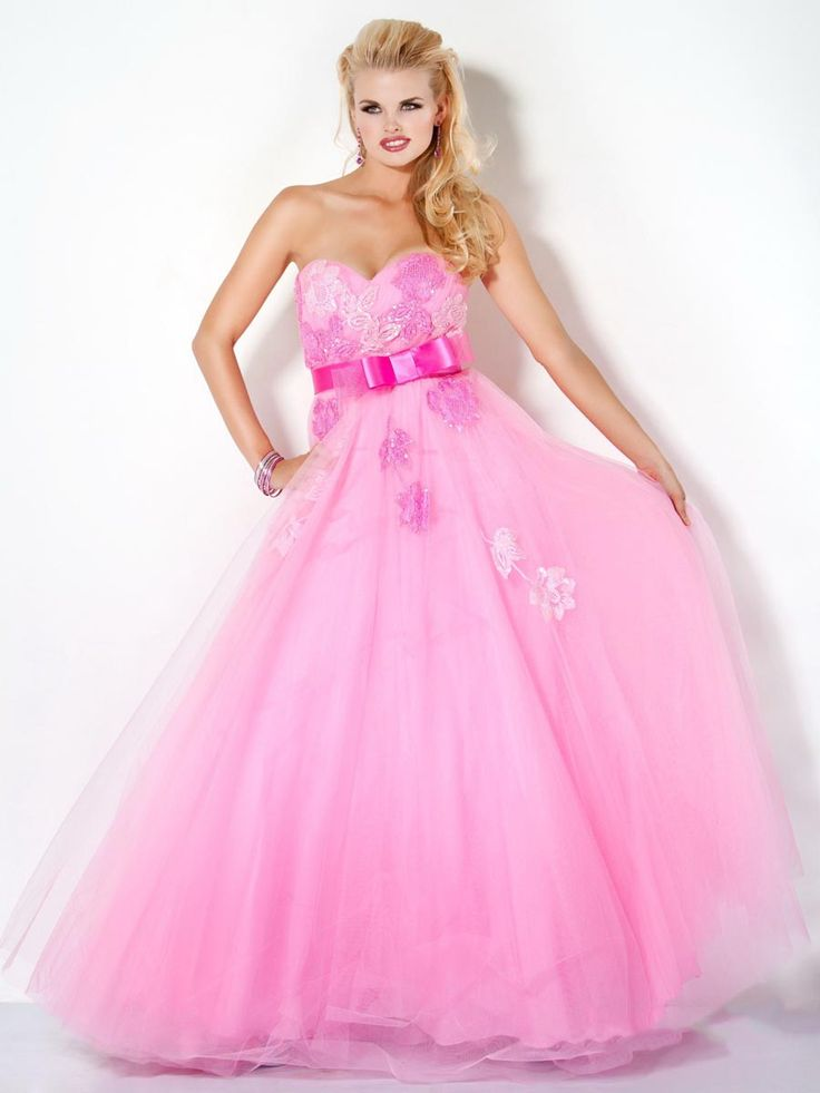 69 best VESTIDOS ROSA Y LARGOS DE 15 AÑOS / DRESSES PINK AND LONGER ...