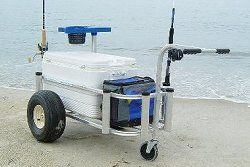 1000 ideas about fishing cart on pinterest surf fishing for Pier fishing cart
