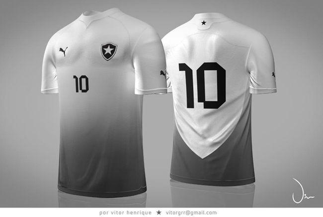 Roupa, Camisa do Botafogo (FAKE)