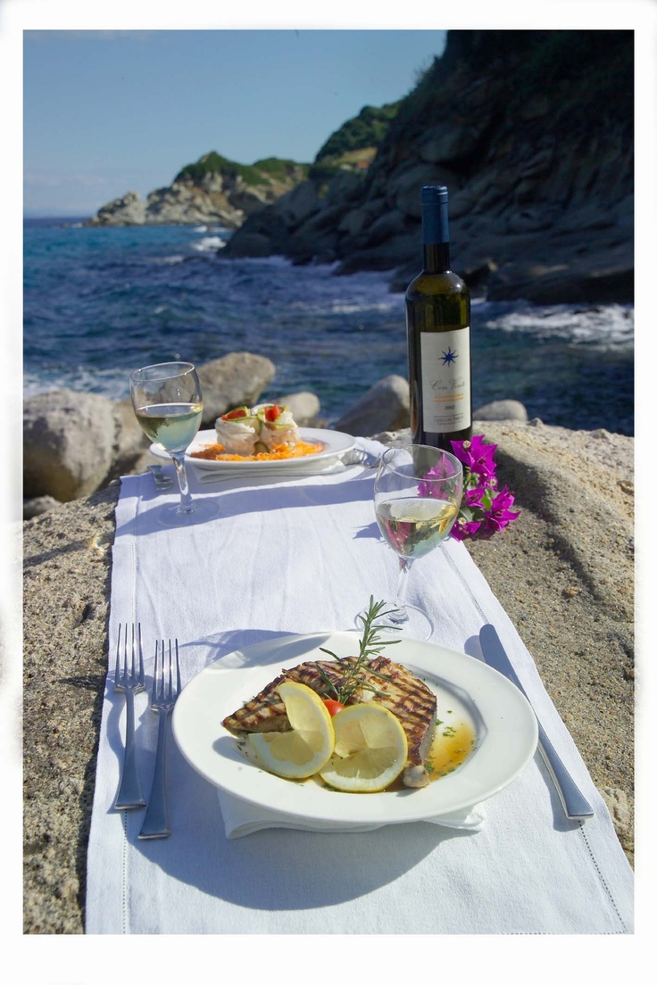 cooking sugges... at Hotel Ilio, Isola d'Elba (LI)