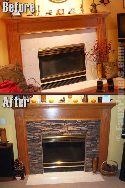 Best 25 Stone Veneer Exterior Ideas On Pinterest: Best 25+ Faux Stone Fireplaces Ideas On Pinterest