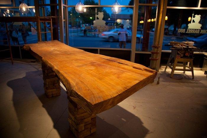 Community Table Restaurant Design Pinterest