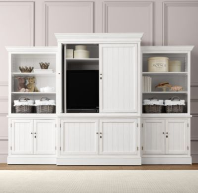 20 best images about built in media center ideas on pinterest for Media center built in ideas