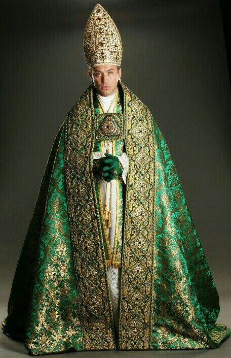 Pope Pius XIII in all his glory