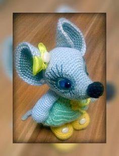мышка шунькаописание мышиная история вязание вязание игрушек
