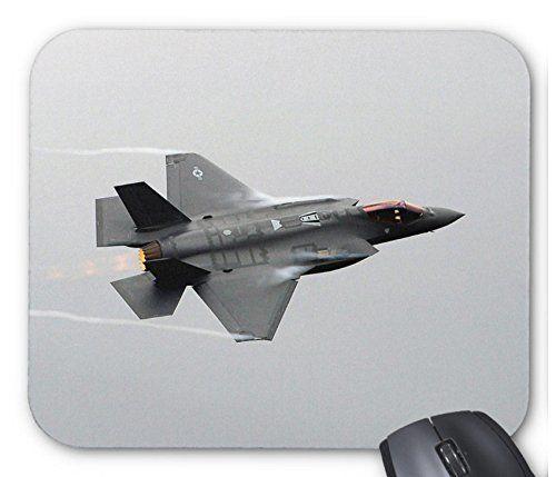 ステルス戦闘機 F-35 のマウスパッド:フォトパッド(世界の戦闘機シリーズ) (C)