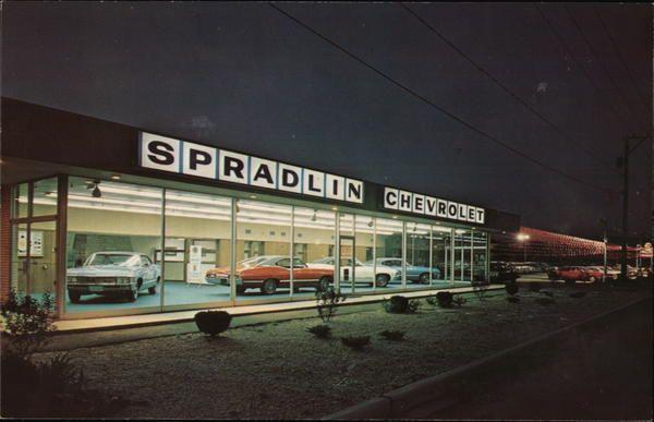 Spradlin Chevrolet Chevrolet Dealership Chevrolet Park Ridge