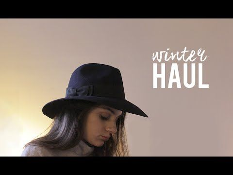 WINTER HAUL (uo, asos, sheinside...) | lecoindelodie - YouTube