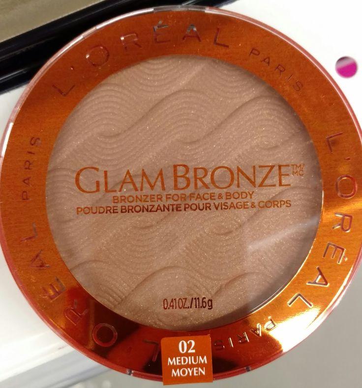 Loreal-Glam-Bronze-Medium