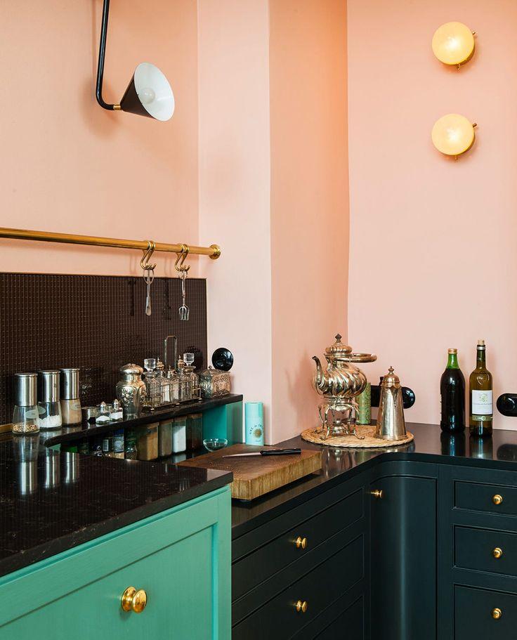 Think Pink For Modern Decor   Home decor kitchen, Kitchen ...