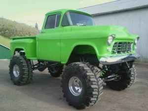 1956 chevy 4x4 - Pirate4x4.Com : 4x4 and Off-Road Forum