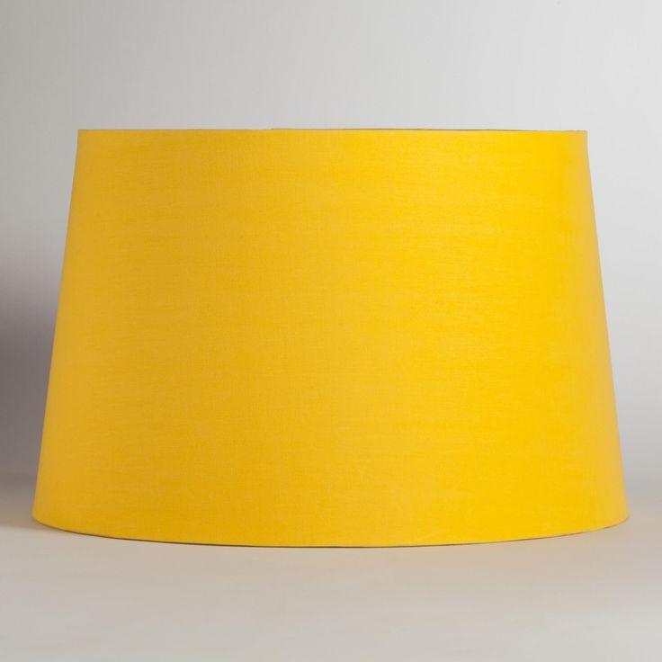 yellow silver embossed floor lamp shade floor lamps. Black Bedroom Furniture Sets. Home Design Ideas