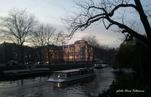 Travel in Clicks: Amsterdam Canals