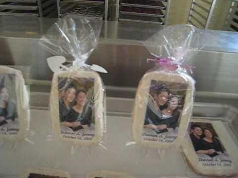 unique personalized cookie wedding favors cookie party favor ideas party ideas pinterest cookie party favors favors and party favour ideas