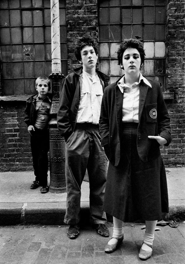 Syd Shelton's East End - Bethnal Green 1980