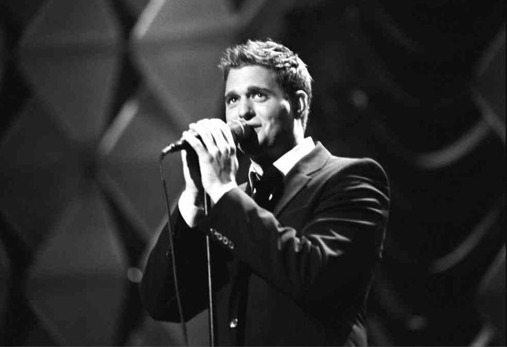 Michael Buble - One of my VERY favorites. I should have lived during the Sinatra years, for sure!