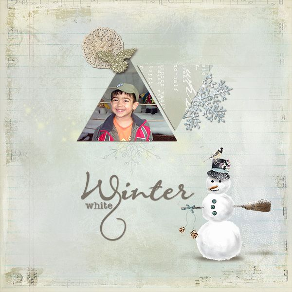 Winter White by Laurie Ann Sept 13 Template by Sahlin Studio