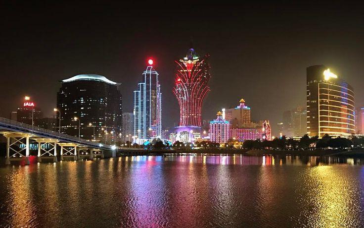 "@live_life_love_travel on Instagram: ""Macau by night."""